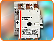CAU6-140-22-208 Reversing Three Pole Contactor
