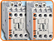 CAU7-85-02-277 Reversing Three Pole Contactor